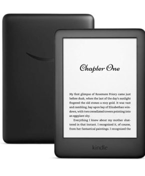 All-new Kindle | Now with a built-in front light