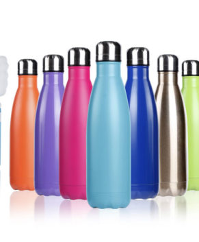 Insulated Water Bottle Double Wall Vacuum Stainless Steel