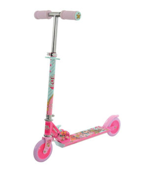 LOL Surprise M14569-00 Inline Scooter, Pink