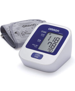Blood Pressure Measuring Device For Upper Arm