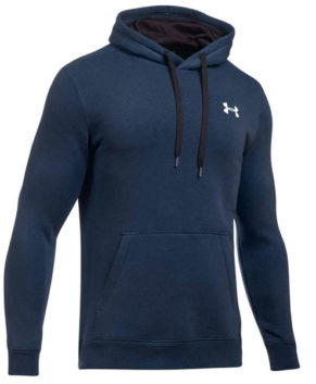 Rival Fitted Pull Over Men's Warm-up Top