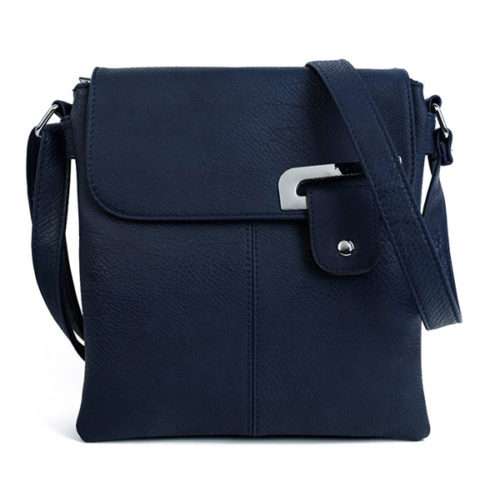Medium Multiple Pockets Trendy Cross body Messanger Shoulder bag