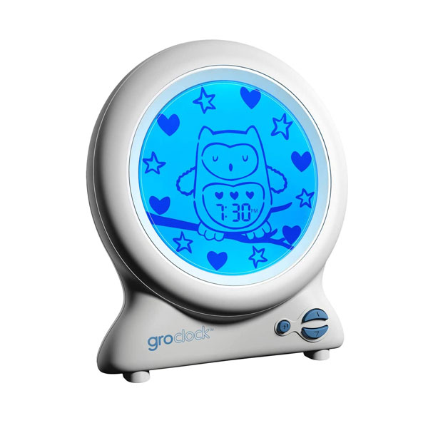Ollie The Owl Groclock Toddler Sleep Trainer