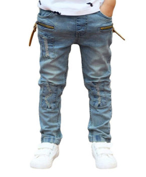 3-11 Years Boys Jeans Pants Denim Trousers