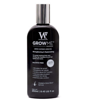 Best Hair Growth Shampoo Sulfate Free, Caffeine