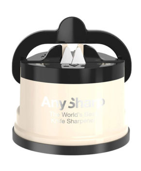 Editions World's Best Knife Sharpener with PowerGrip