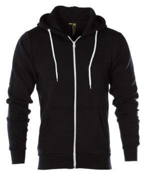Raiken® Apparel Flex Fleece Zip Up Hoody