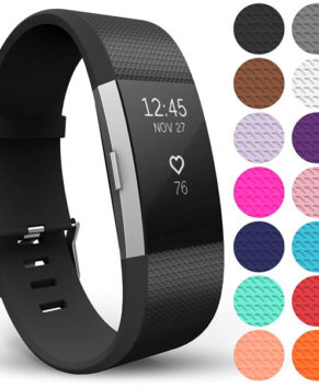 Charge 2, Silicone Sport Wristband