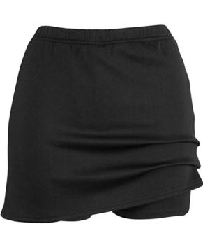 i-sports Pro Skort Girls Performance Fit Outer Skirt